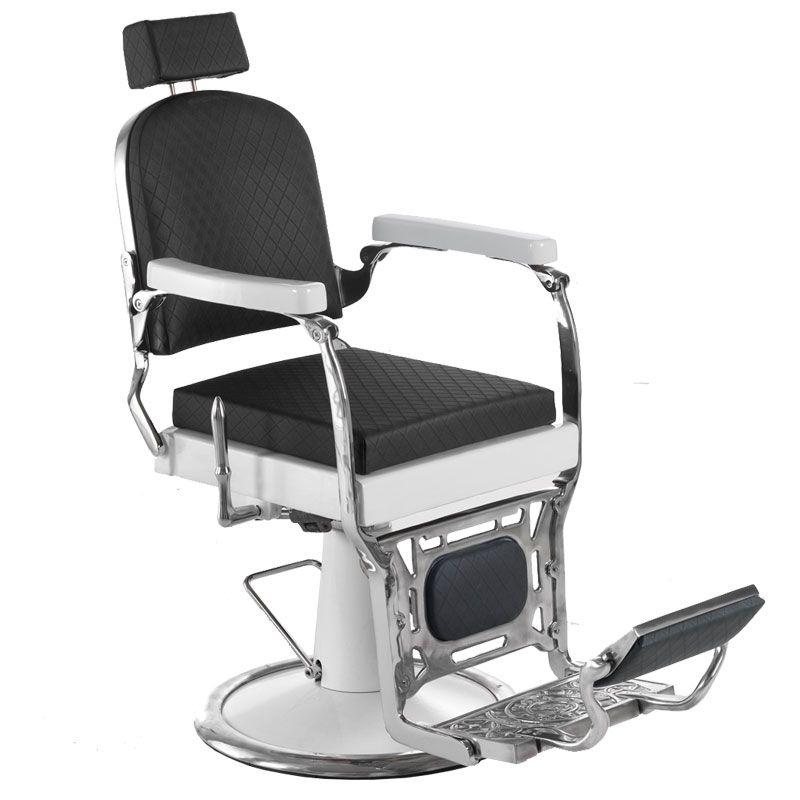 fauteuil de barbier professionnel style moderne ou ancien. Black Bedroom Furniture Sets. Home Design Ideas