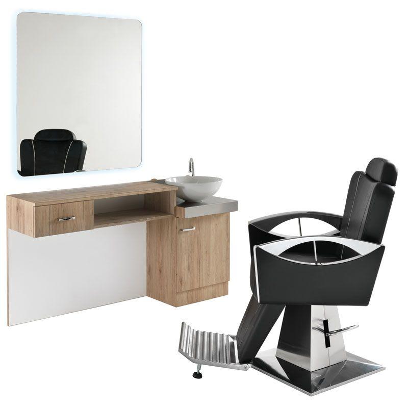Ritual poste de travail - Salon de coiffure vip ...