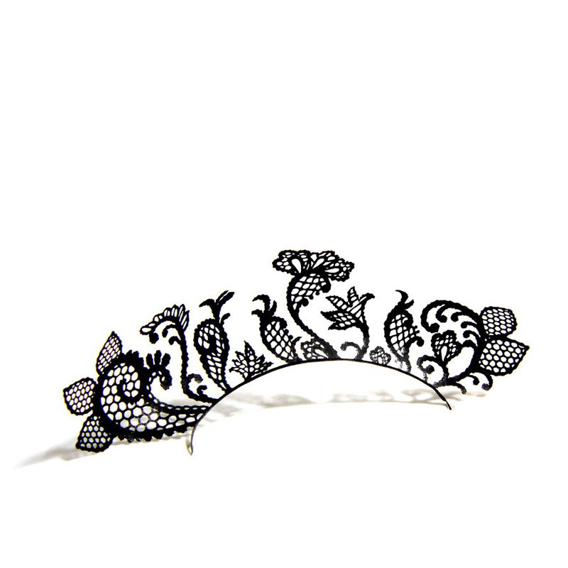 PAPERSELF EYELASHES LACE GARDEN X2